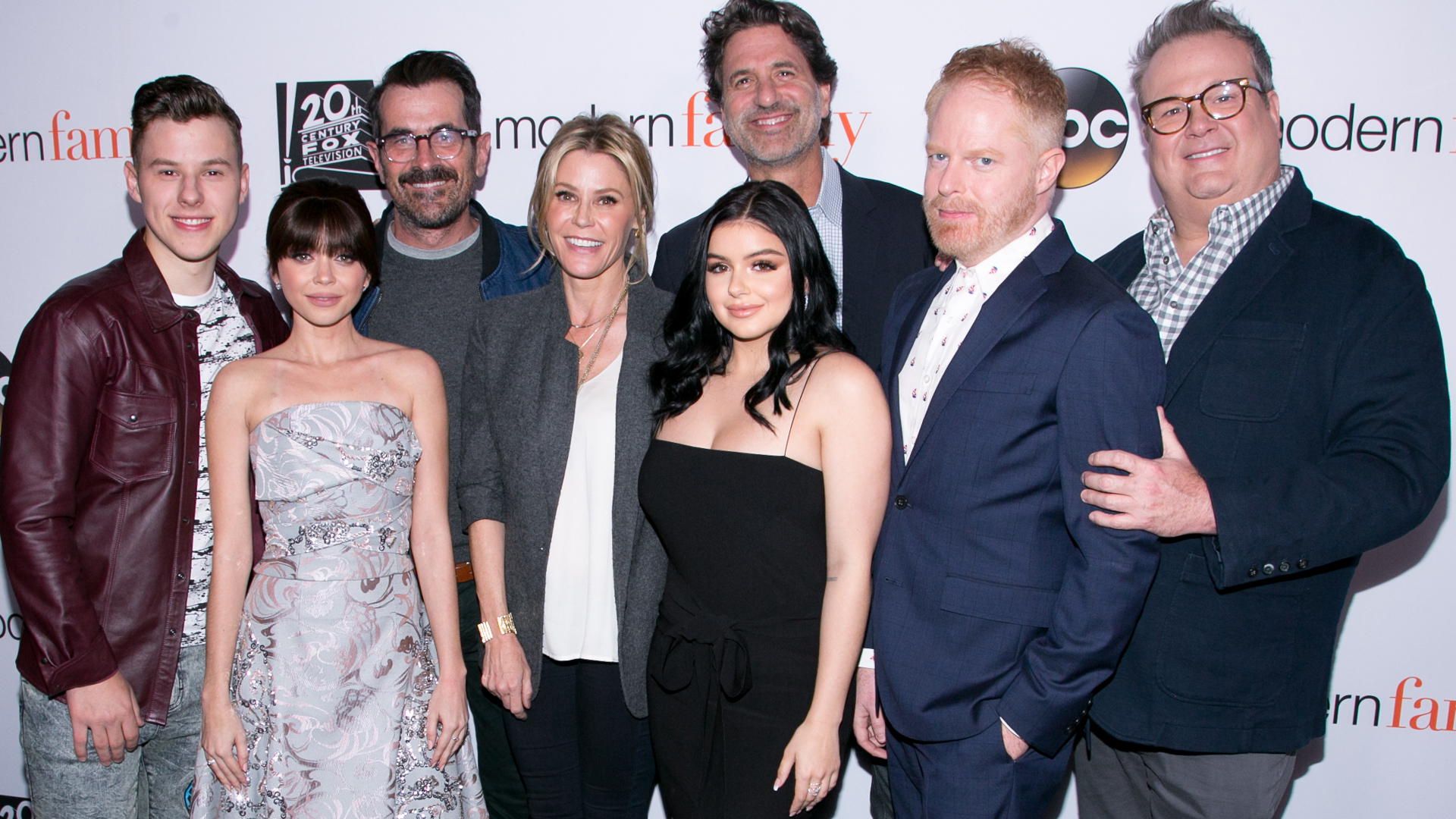 Watch Access Interview: Then & Now: The \'Modern Family\' Cast\'s ...