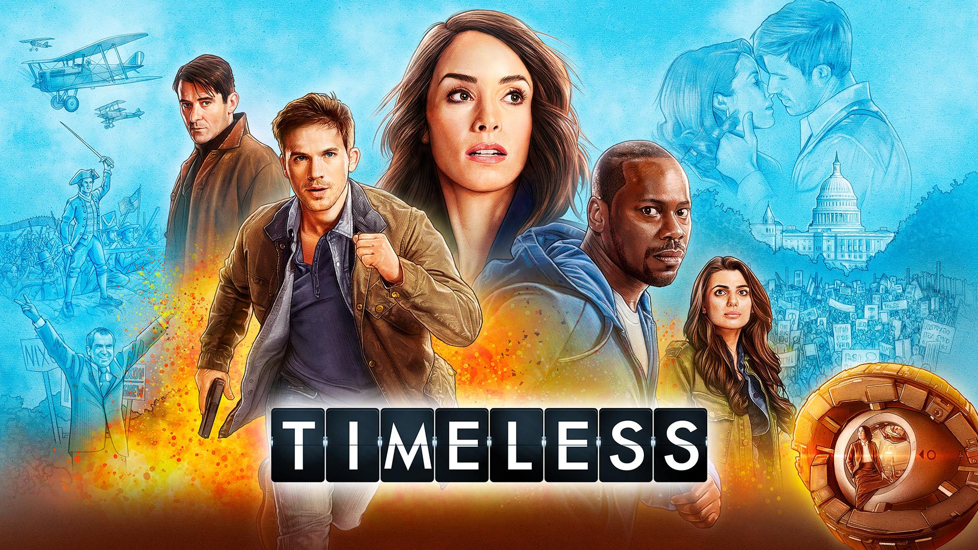 Watch Timeless Episodes - NBC com