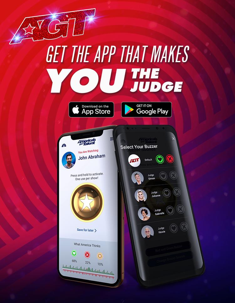 AGT s14 - App