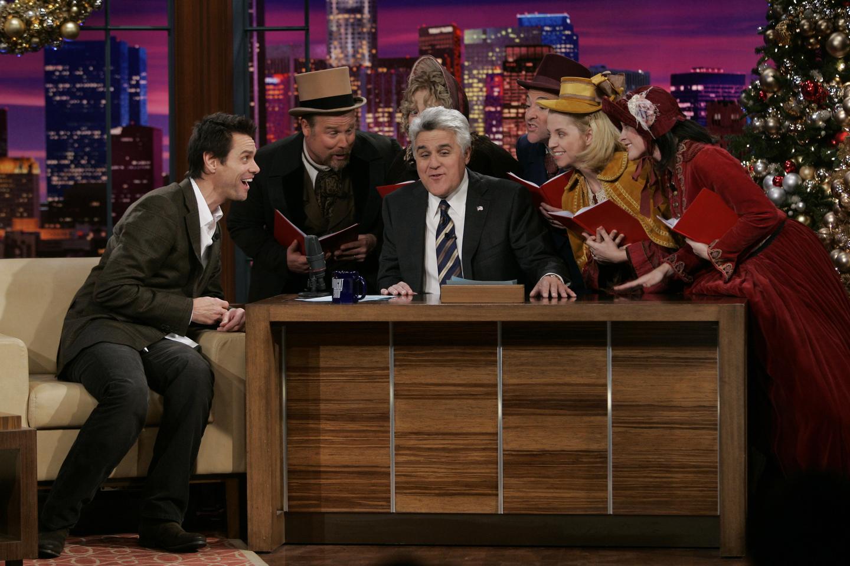 The Tonight Show with Jay Leno - Jim Carrey
