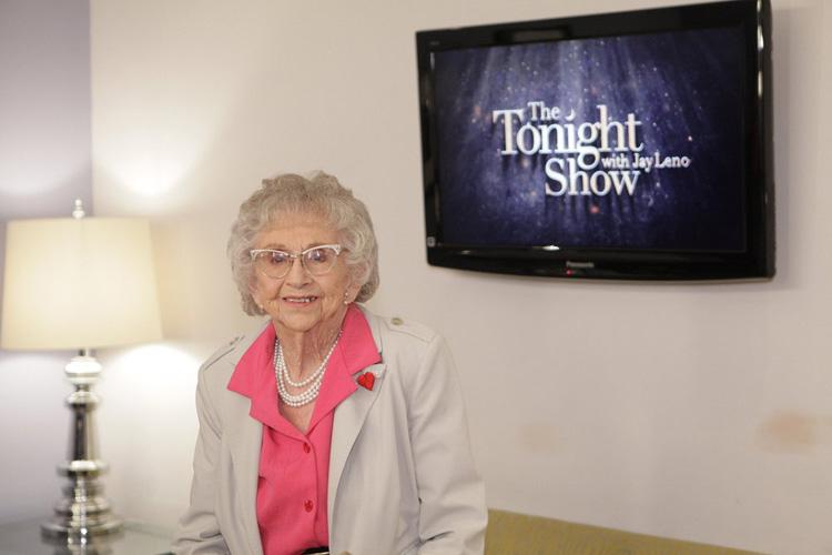 The Tonight Show with Jay Leno - Season 20 - BACKSTAGE