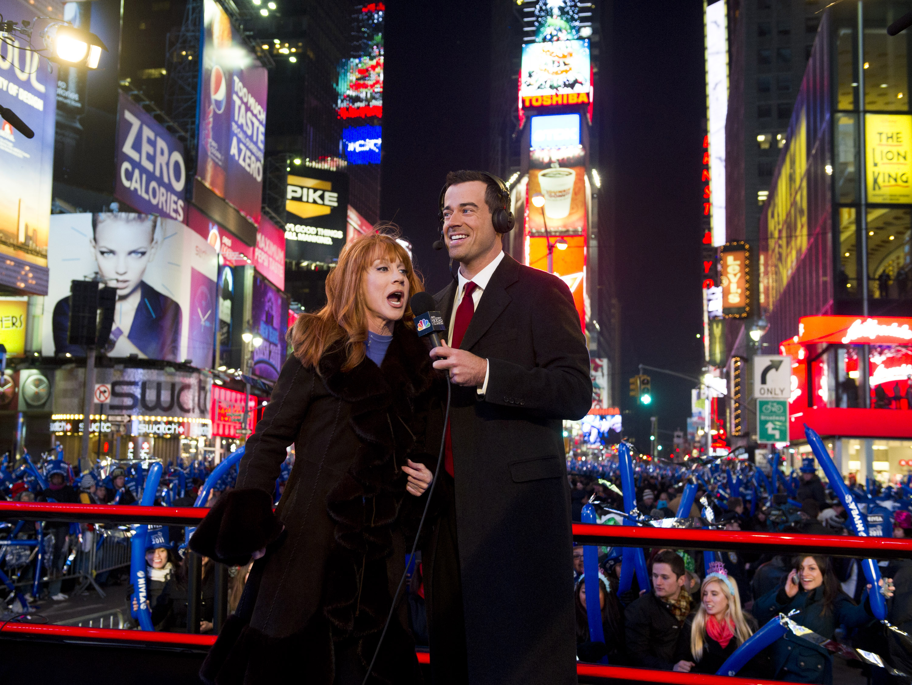 NBCs New Years Eve with Carson Daly