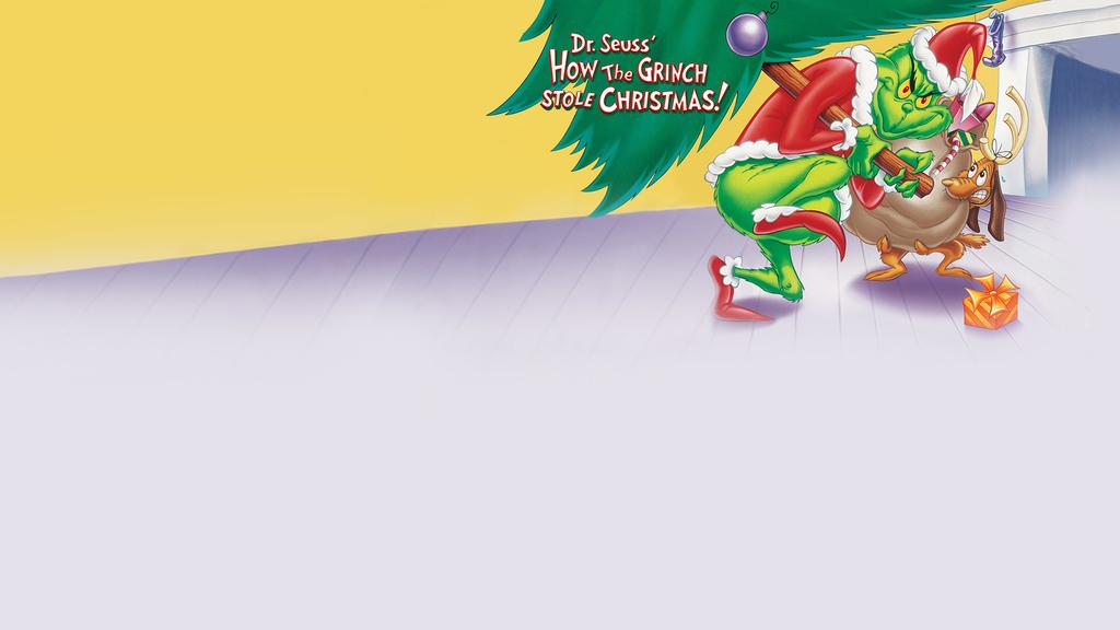 How the Grinch Stole Christmas key art