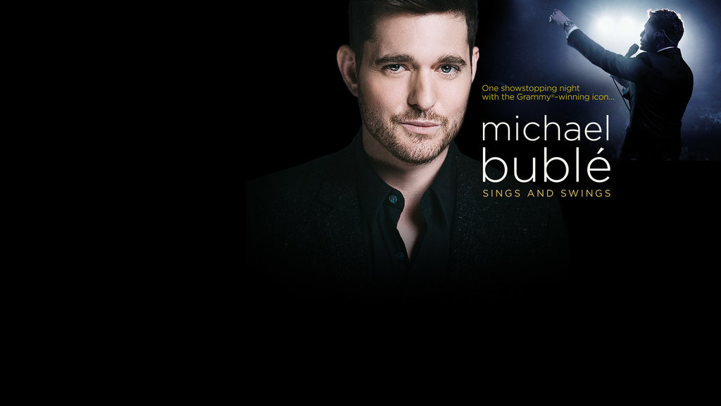 Michael Buble's Christmas Special key art