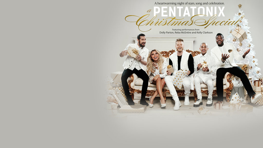 NBC Homepage - NEW SITE - Dynamic Lead Slide - A Pentatonix Christmas Special