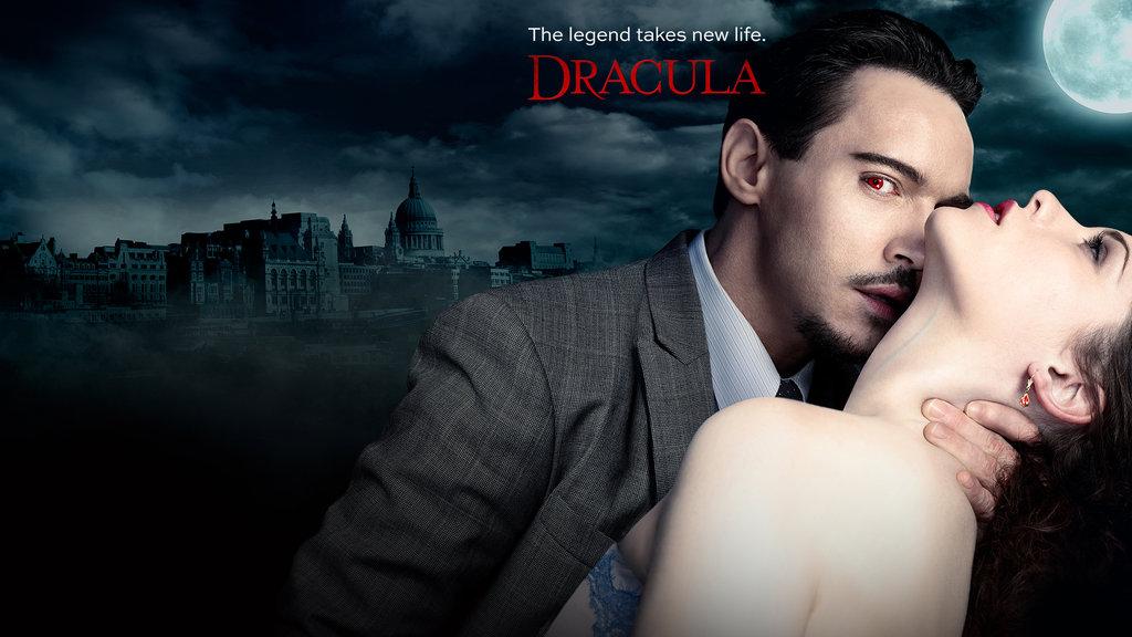 Dracula Responsive Key Art Dynamic Lead Slide