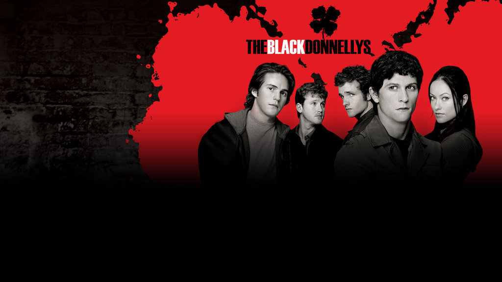 The Black Donnellys Responsive Key Art Dynamic Lead Slide