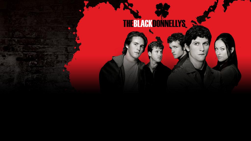 The Black Donnellys Responsive Key Art Dynamic Lead Slide