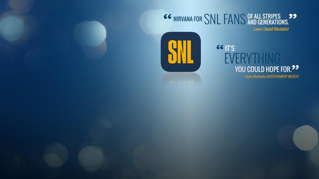 SNL - NEW SITE - SNL APP