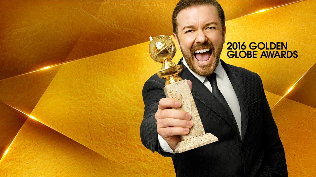 The Golden Globe Awards - NEW SITE - Key Art