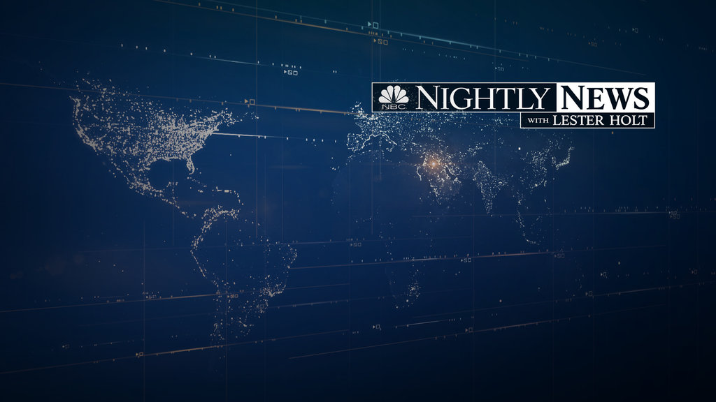 NBC Nightly News - NEW SITE - Key Art Hero
