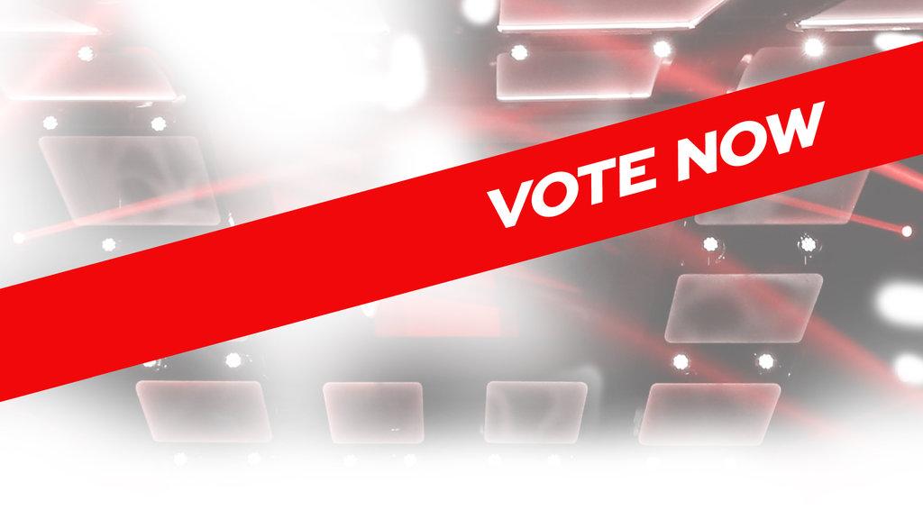 The Voice - NEW SITE - VOTE