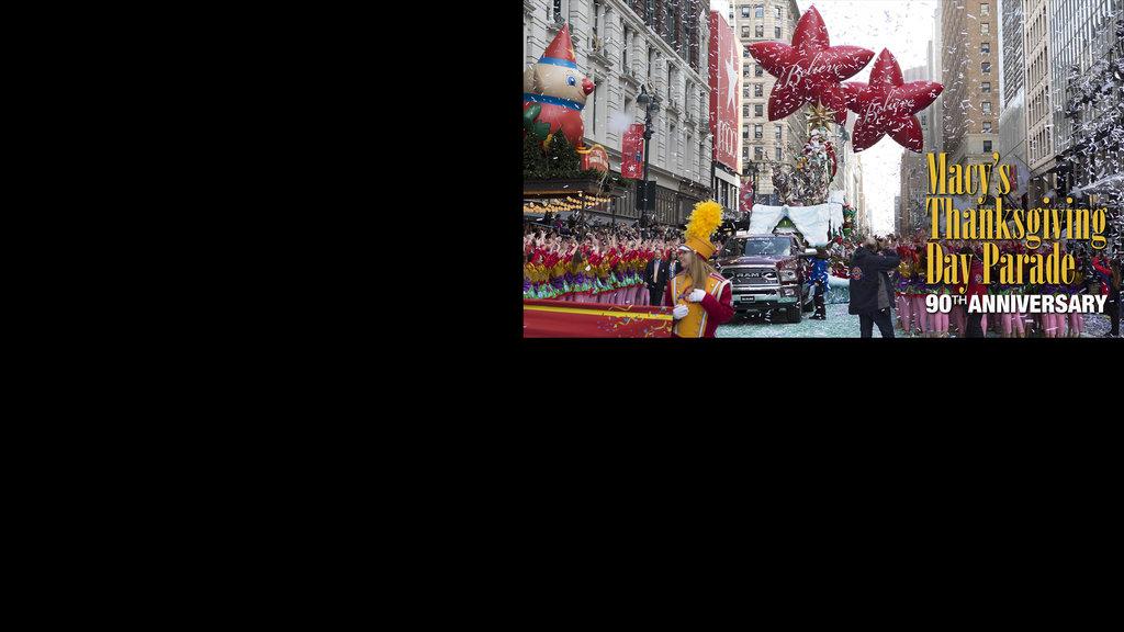 Macy's Thanksgiving Day Parade - Key Art