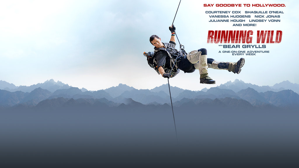 Running Wild With Bear Grylls - New Site - Hero 1