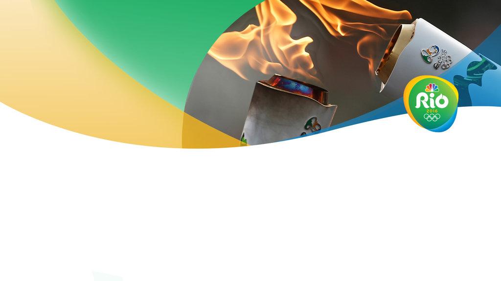 2016 Rio Olympics Responsive Key Art Dynamic Lead Slide