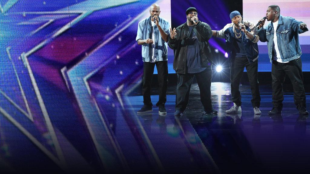 NBC Homepage - NEW SITE - Dynamic Lead Slide - America's Got Talent