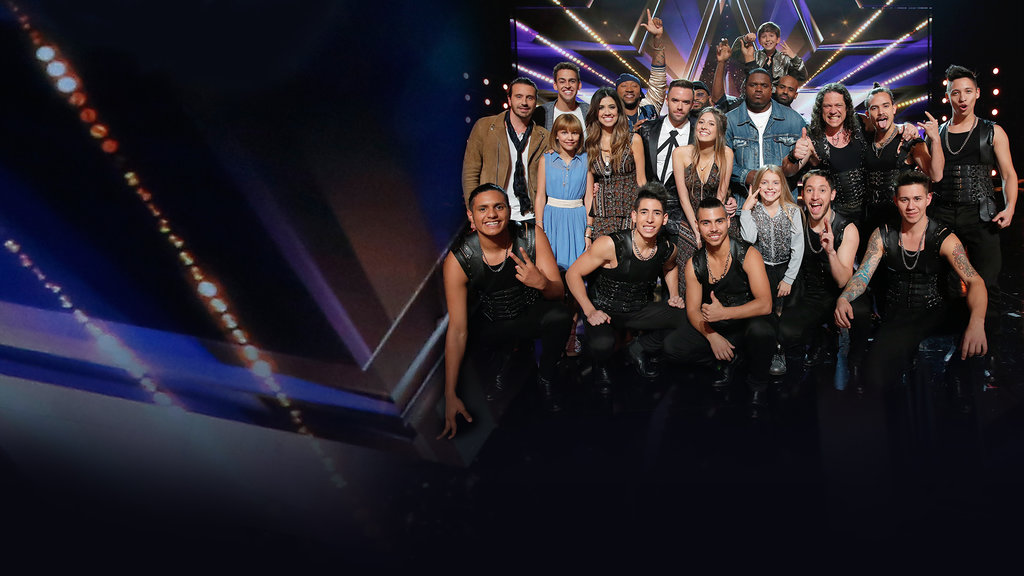 NBC Homepage - NEW SITE - Dynamic Lead Slide - America's Got Talent