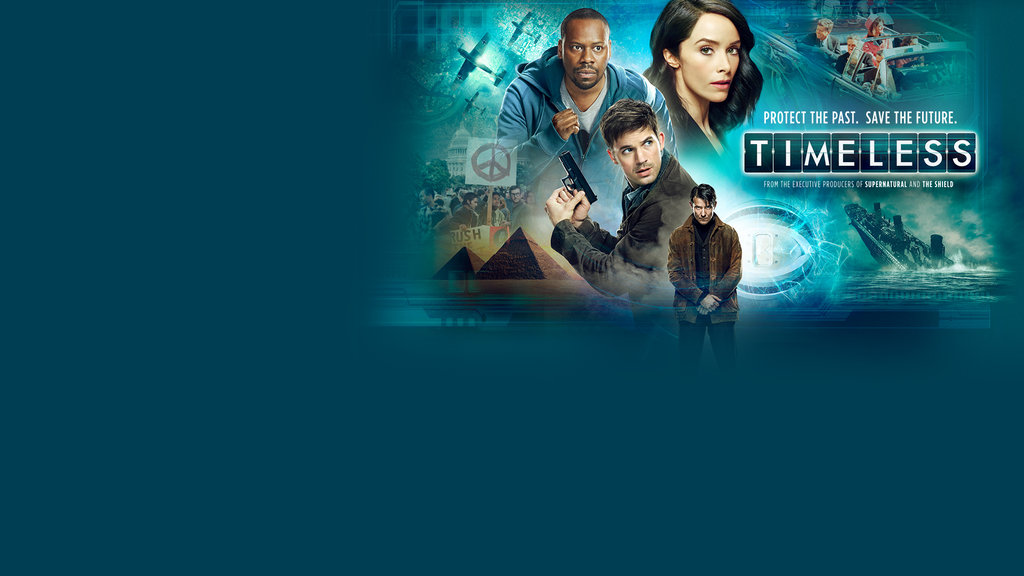 NBC Homepage - NEW SITE - Dynamic Lead Slide - Timeless