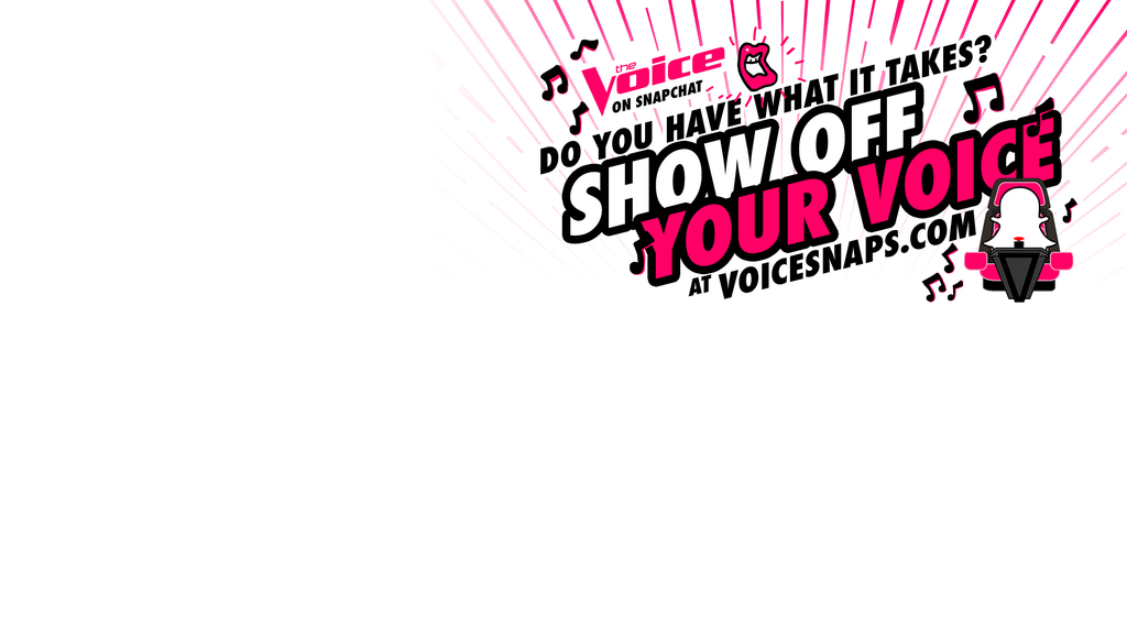 The Voice - NEW SITE - Snapchat S12