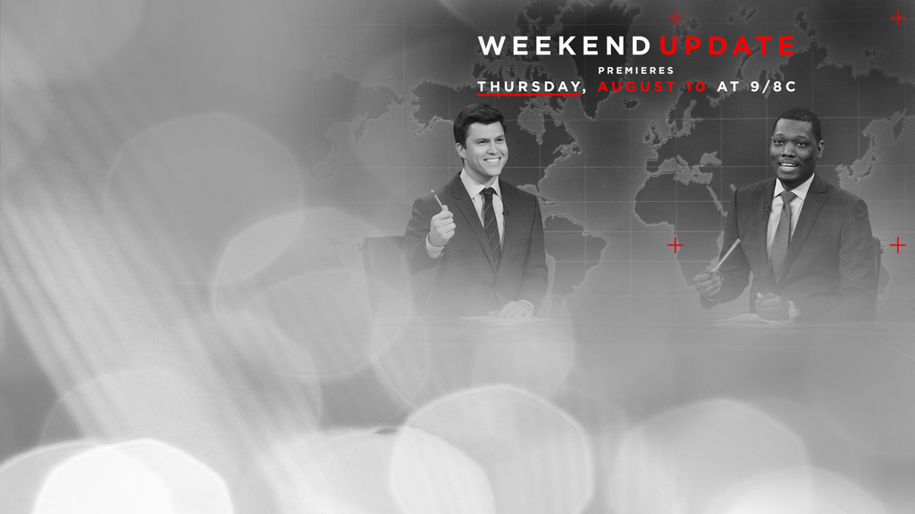 SNL - HOMEPAGE - WEEKEND UPDATE PRIMETIME