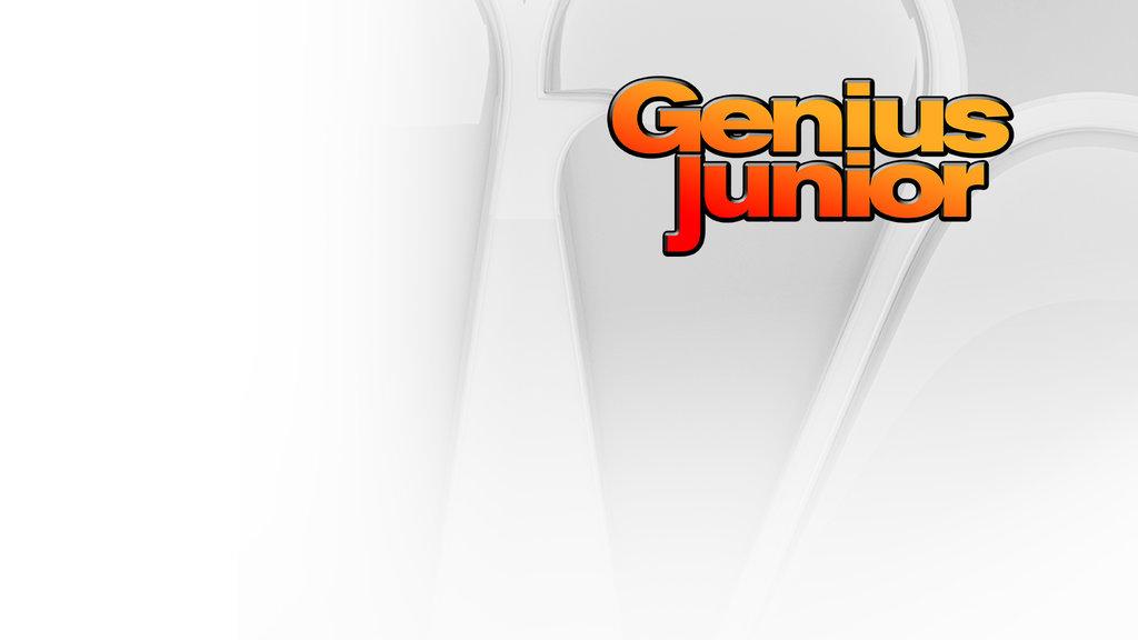 Genius Junior - Upfront