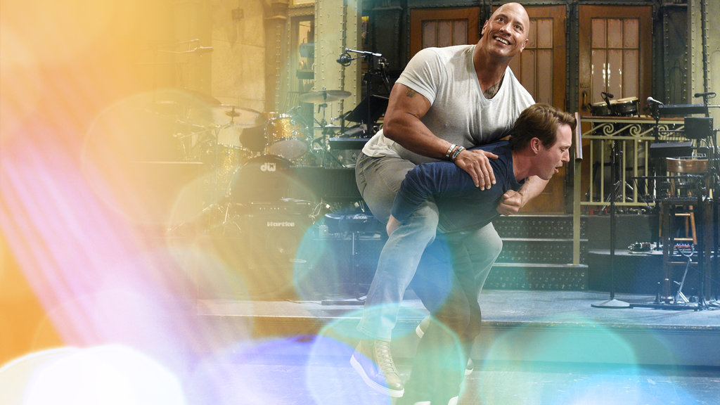 SNL - NEW SITE - S42 - DWAYNE JOHNSON