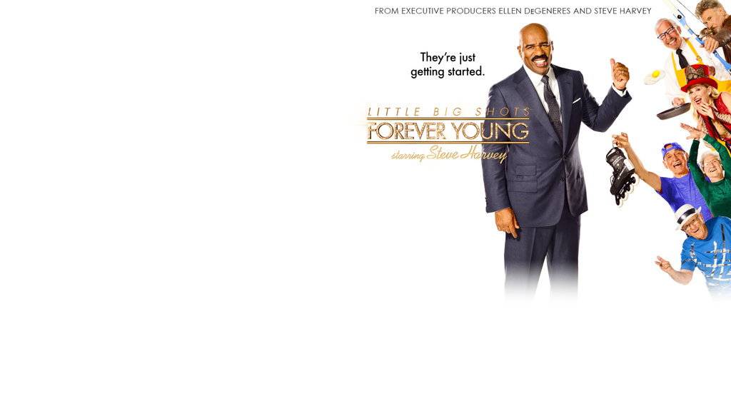 NBC Homepage - NEW SITE - Dynamic Lead Slide - Little Big Shots: Forever Young
