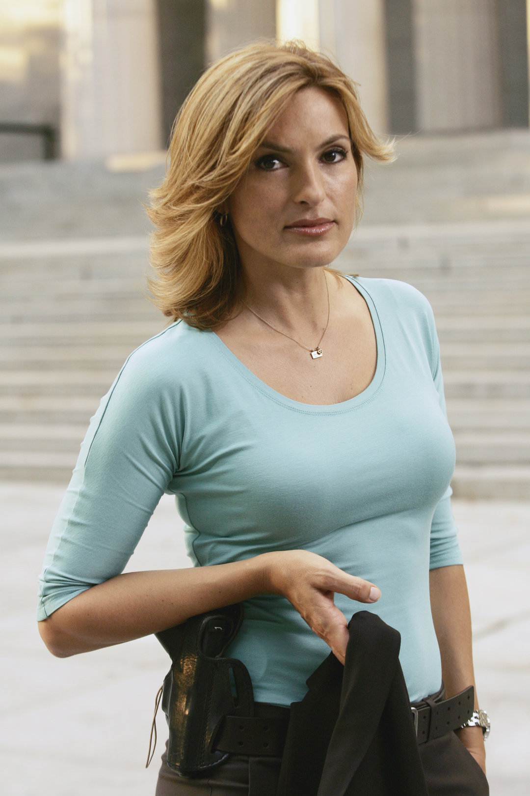Law & Order: SVU: Olivia Benson Through the Years Photo ...