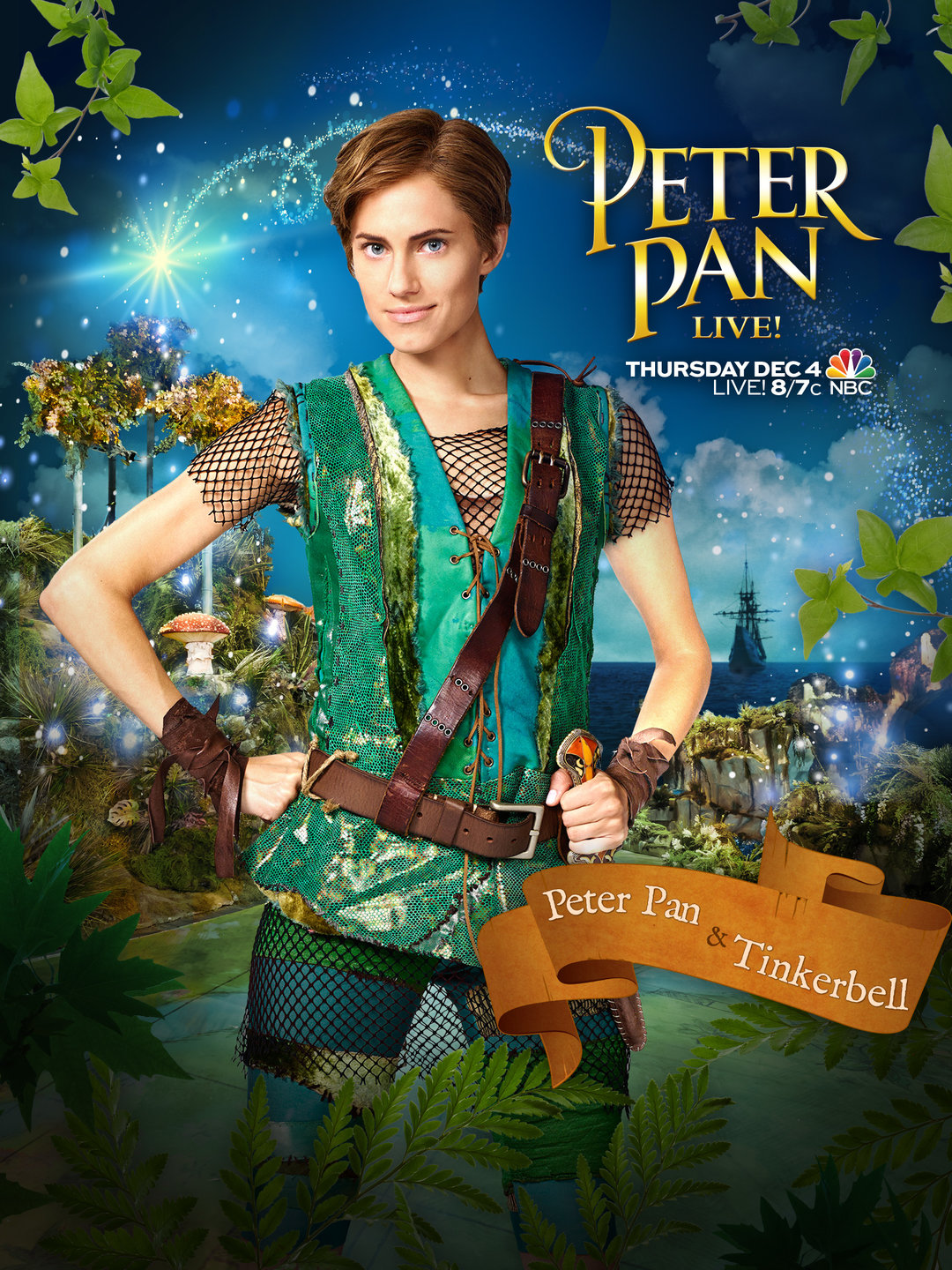 Peter Pan Live Download Peter Pan Live Posters Photo