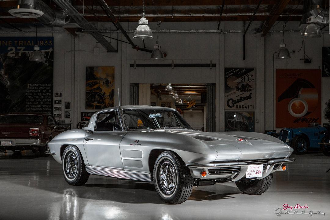 Jay Lenos Garage 1963 Corvette Sting Ray Photo 1740831