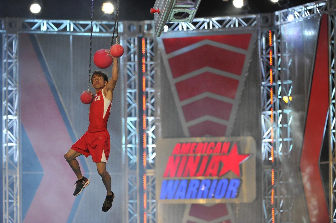 American Ninja Warrior Usa Vs The World Photo 1891771