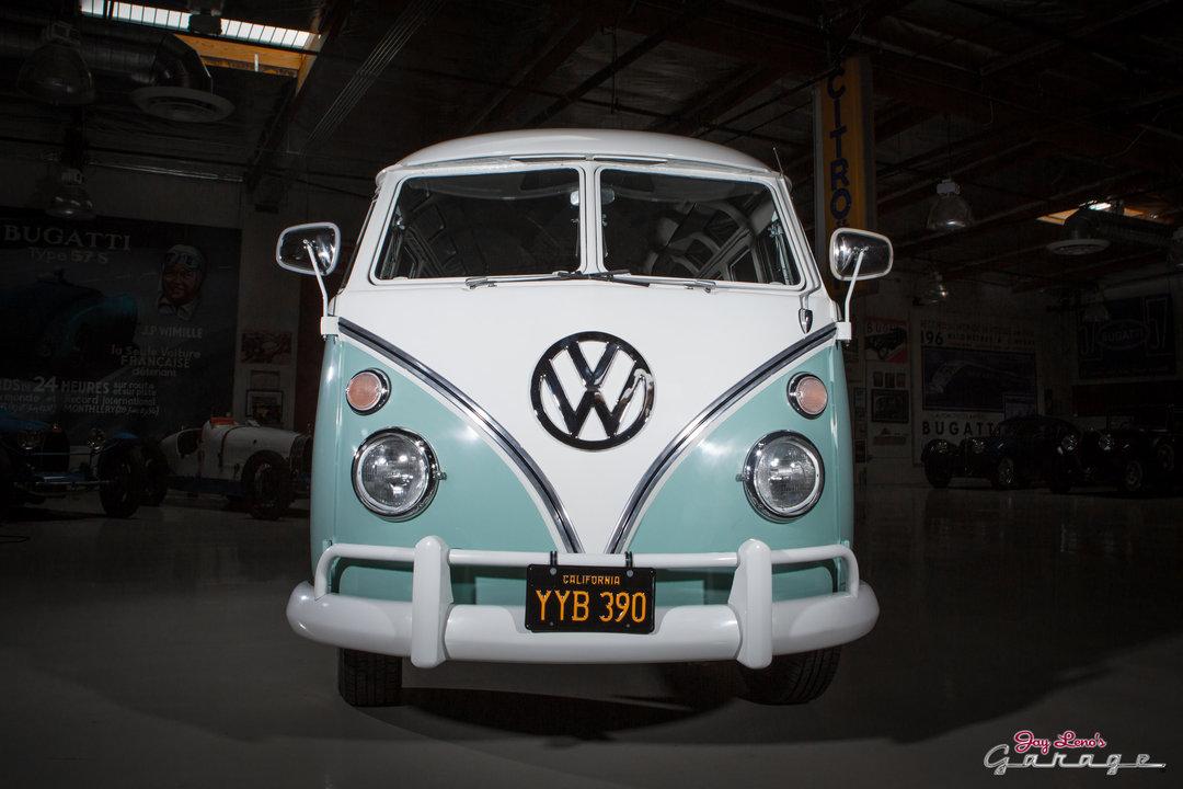 Jay leno 39 s garage 1966 vw bus photo 2213796 for Garage volkswagen paris 17