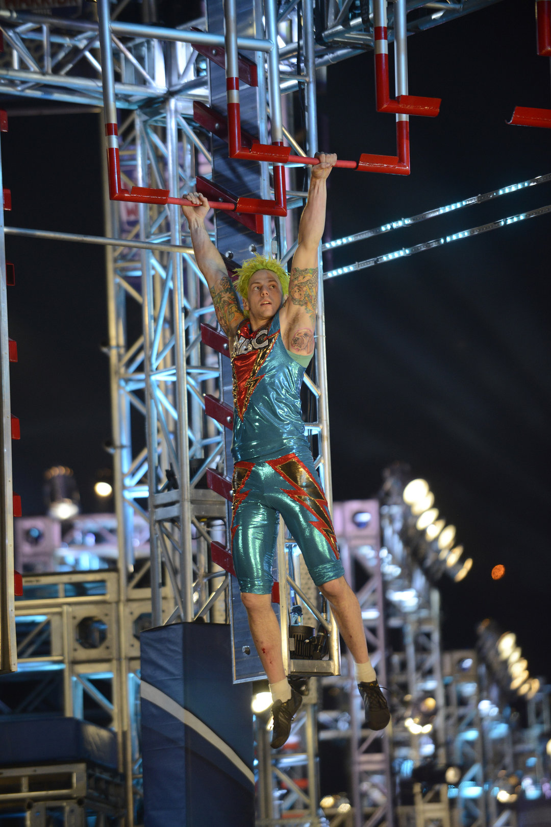 American Ninja Warrior: Pittsburgh Finals Photo: 2450976 ...