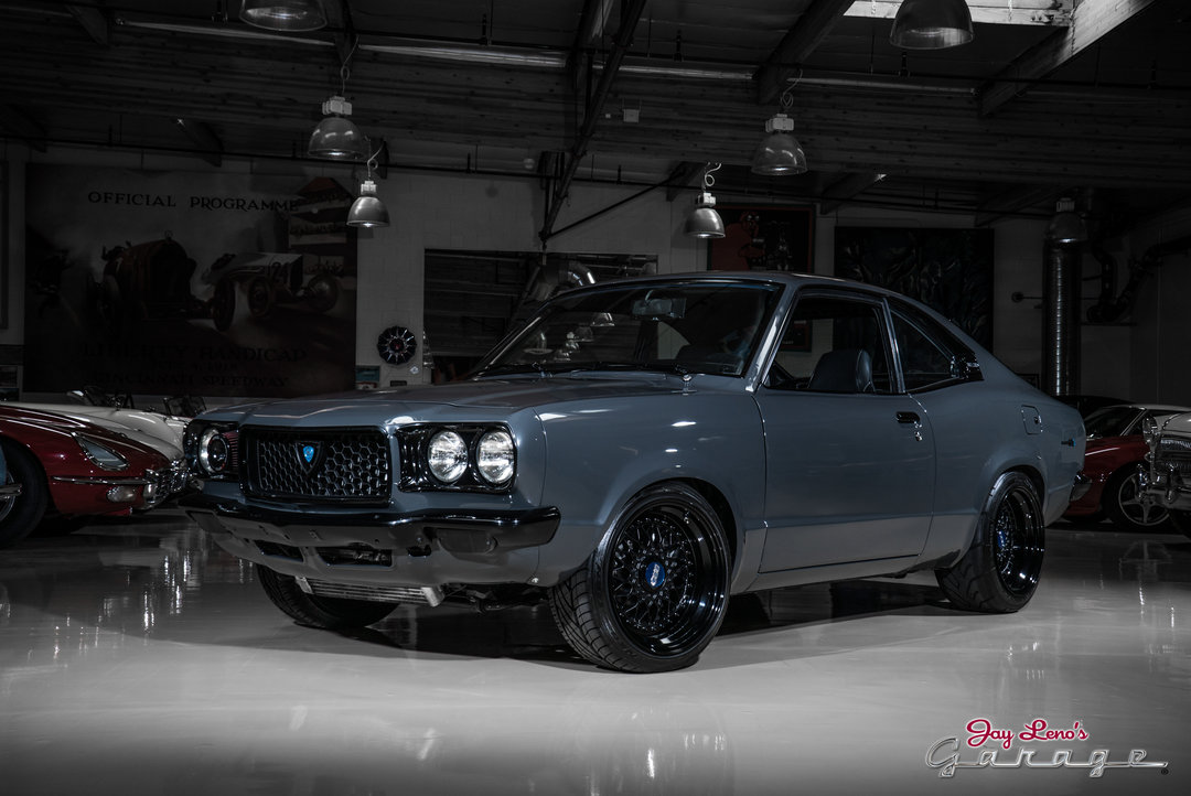 Jay Leno S Garage 1973 Mazda Rx3 Photo 2452601 Nbc Com