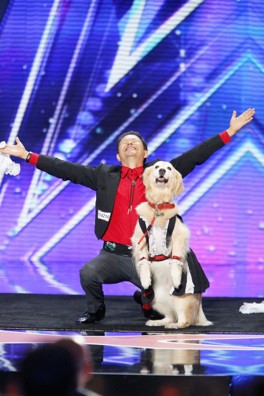 America S Best Lifechangers: America's Got Talent: Auditions, Week 1 Photo: 2870396