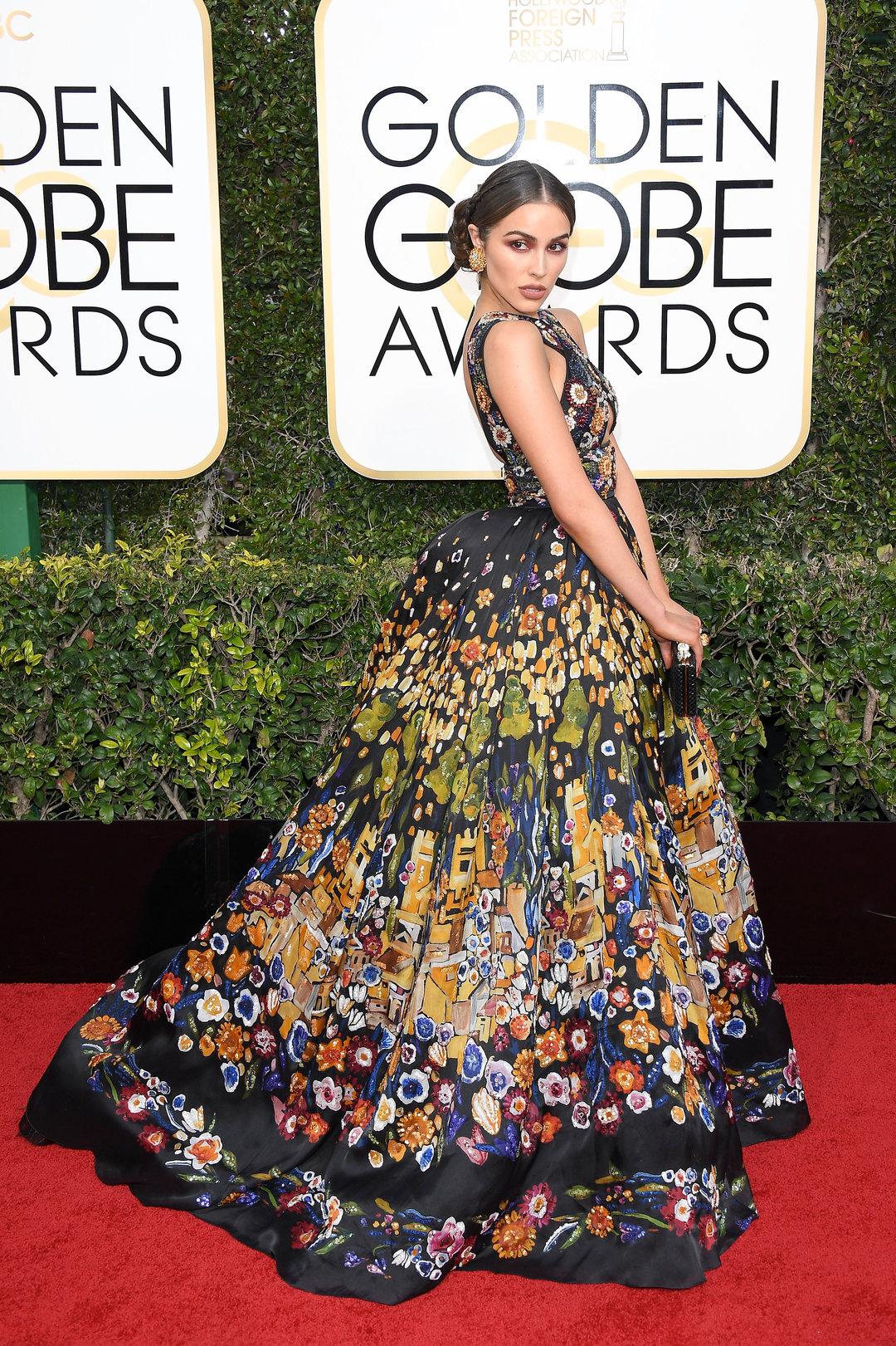 The Golden Globe Awards 2017 Golden Globes Best Dressed
