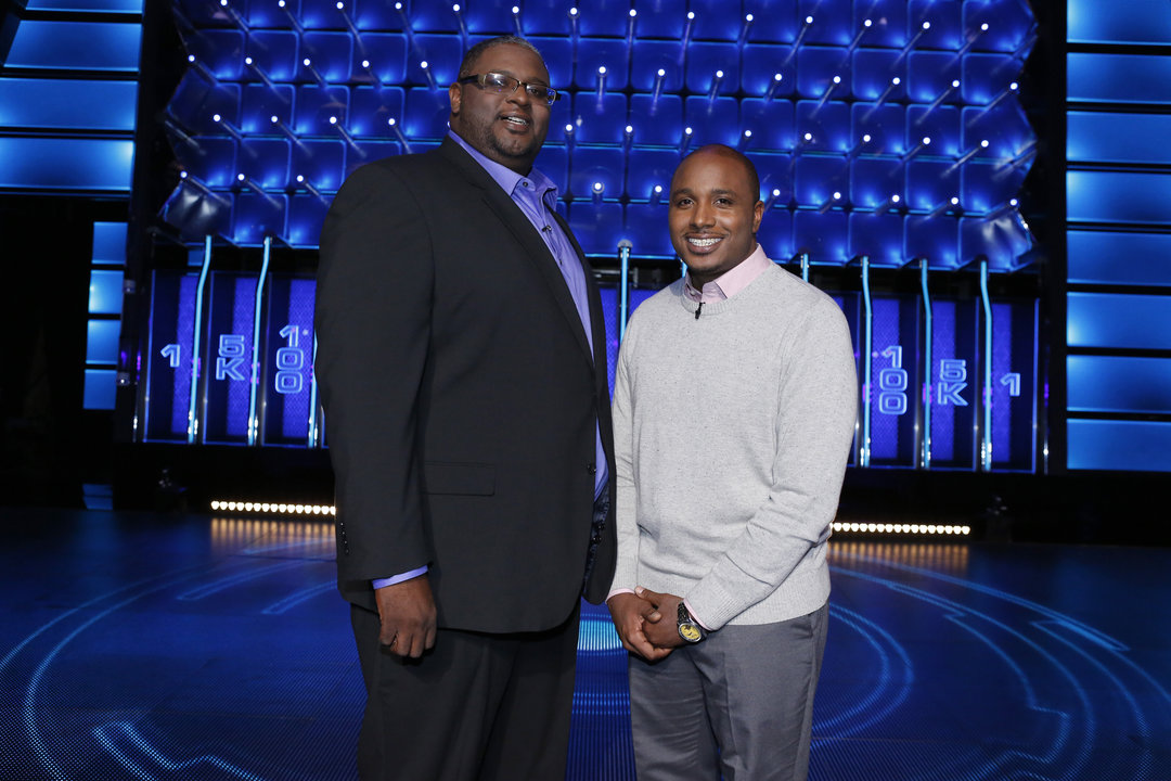 the wall sweepstakes nbc com the wall darnell and dion photo 2981595 nbc com 2542