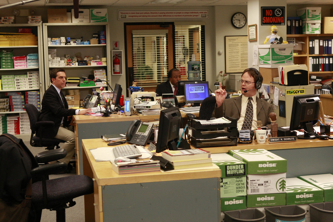 The Office (NBC) - the funniest and most well written show ever on regular TV! Not the same without Steve Carell:(What others are saying