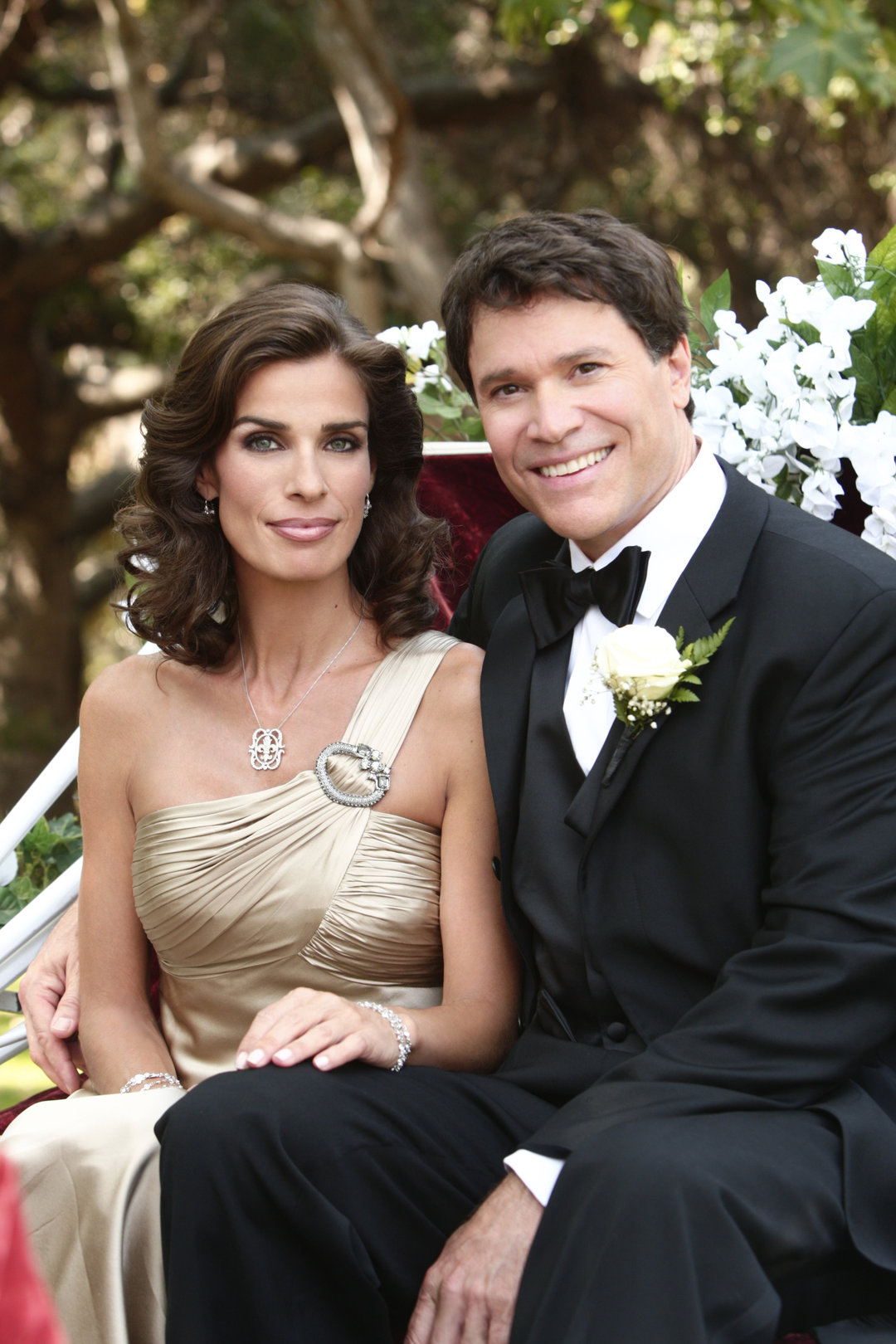Days Of Our Lives: Bo And Hope's Wedding Album Photo