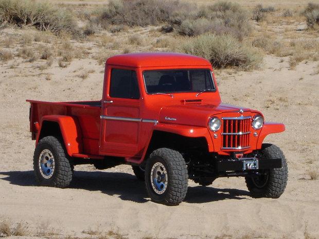 Jay leno 39 s garage jeep photo 396116 for Garage jeep villeneuve d ascq