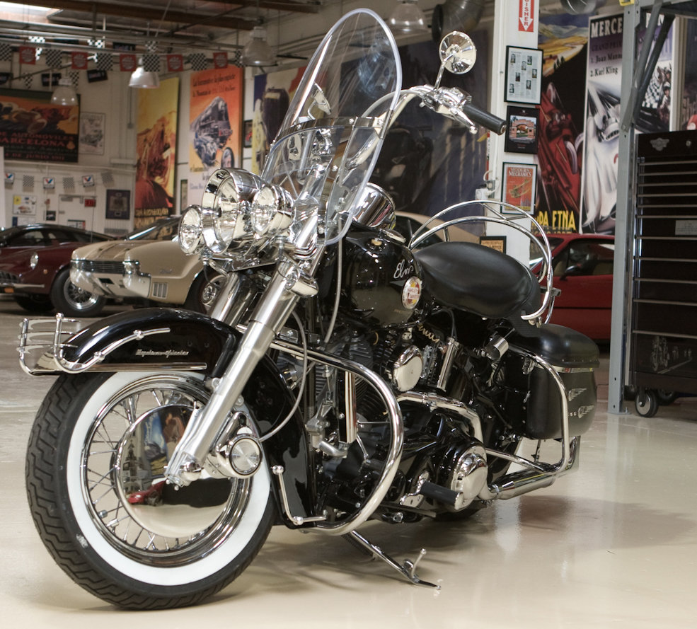 Jay Leno's Garage: Pick Your Favorite Motorcycle Photo