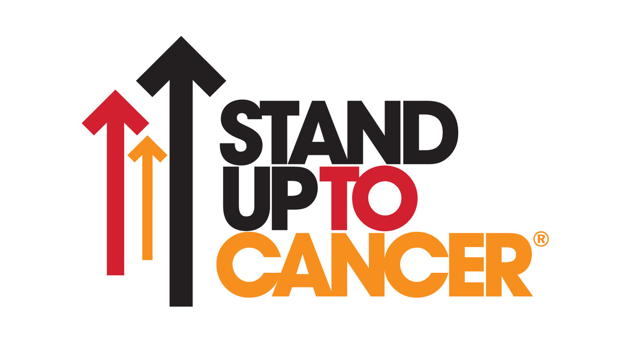 Image result for stand up to cancer