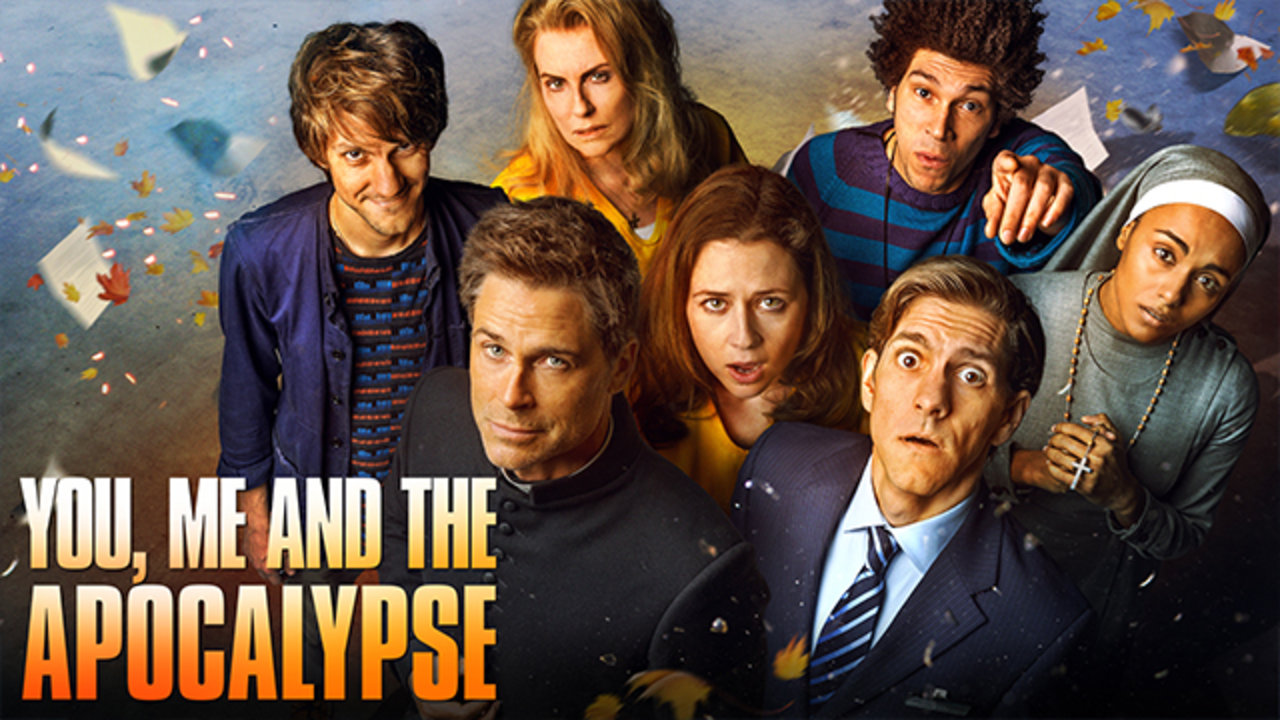 You, Me and the Apocalypse 1x07 y 1x08 Espa&ntildeol Disponible