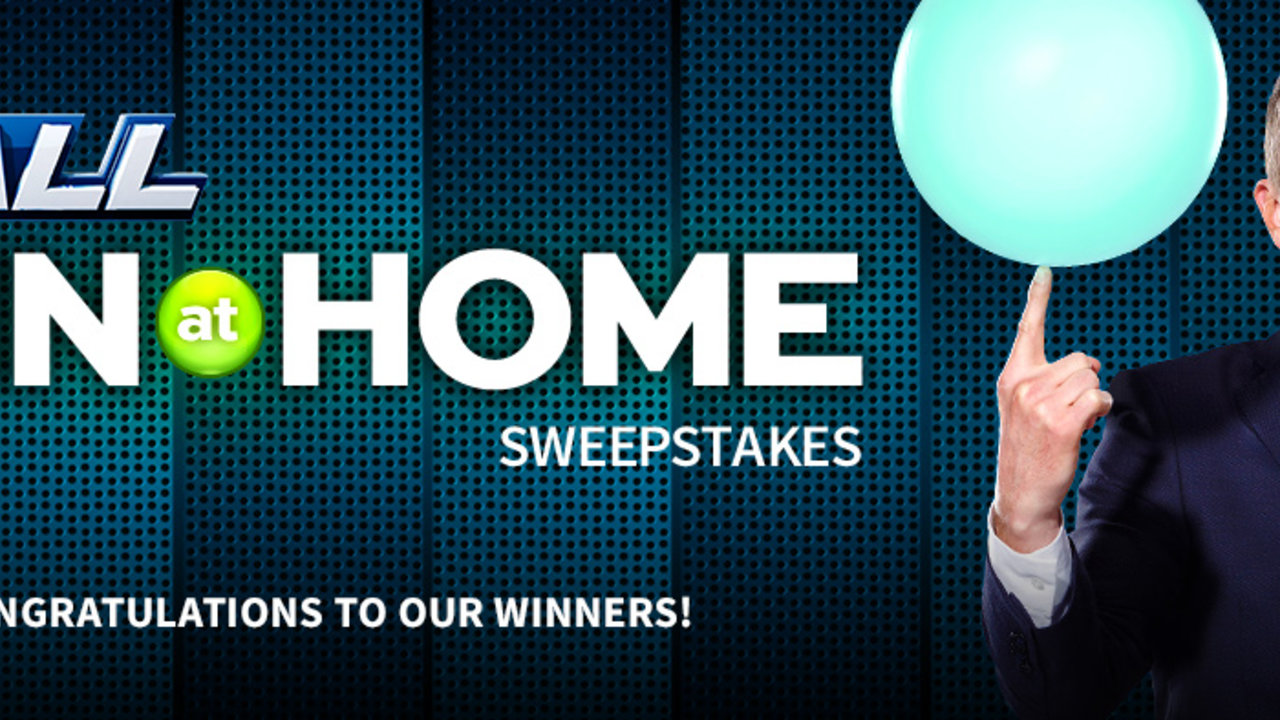 The Wall Win At Home Sweepstakes II   NBC.com