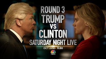 Trump vs. Clinton: Round 3