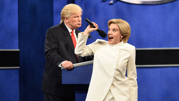 Donald Trump vs. Hillary Clinton Third Debate Cold Open