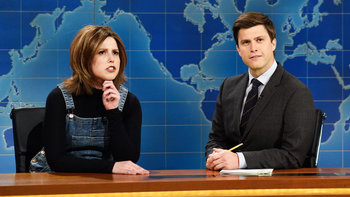 Weekend Update: Rachel from Friends on '90s Nostalgia