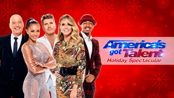AGT: Holiday Spectacular