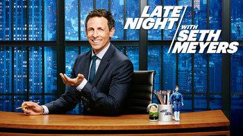 Late Night: Seth Meyers