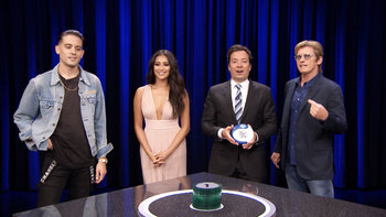 Catchphrase with Denis Leary, Shay Mitchell and G-Eazy